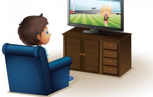 Guardare la tv o il computer